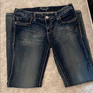 Pants size 11 Amethyst jeans